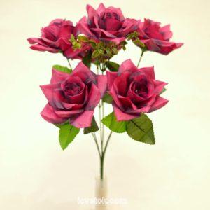 Розы острые средние