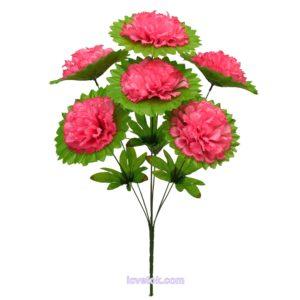 Гвоздика атласная с подставкой под цветком