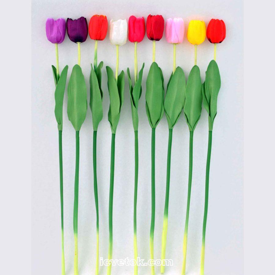 Тюльпаны ветки средние