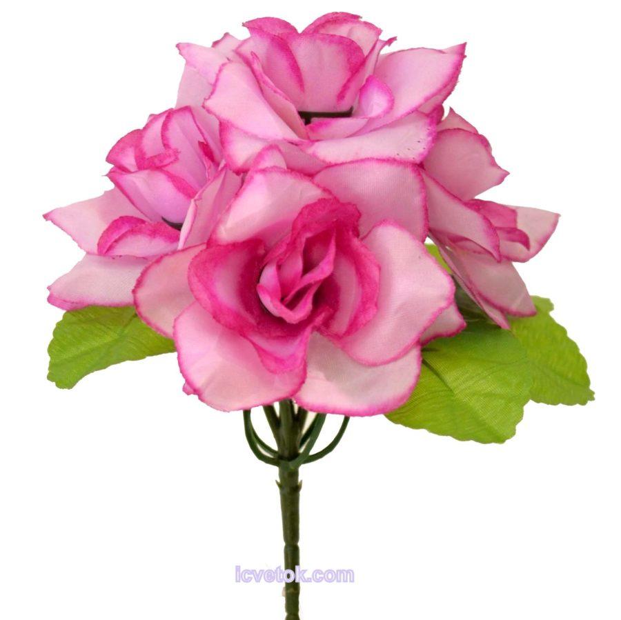 Роза заливка