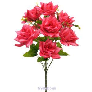Роза атласная остроконечная с добавками